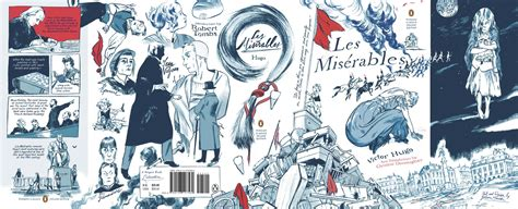 les misã rables children s edition books giveaway penguin classics graphic deluxe edition of les