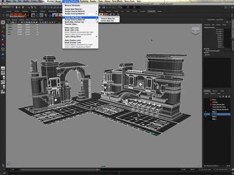 House Building Game environment modeling for games the gnomon workshop