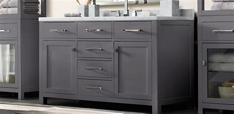 Kitchen Cabinet Handle Ideas hutton vanity bath collection charcoal rh