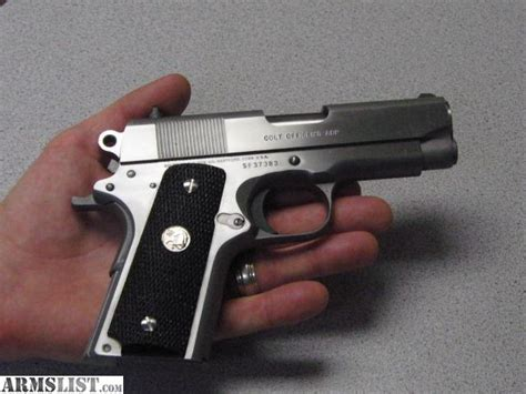 Colt Officers Model by Armslist For Sale Colt 1911 Officers Model 3 5 Quot Stainless