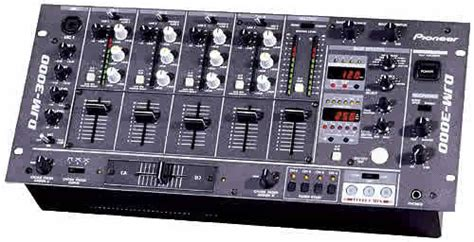 Mixer Cmx 07 sell pioneer djm 3000 19 mixer with effects and bpm
