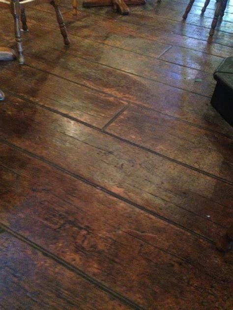 Ideas For Cement Floors by Best Images About Floors Opts On Stains Stained Stained