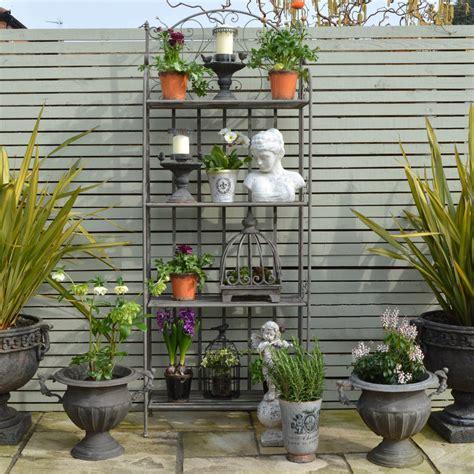 Garden Etagere garden etagere by miafleur notonthehighstreet