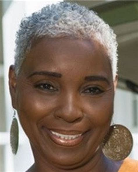 short afro gray styles 71 best images about gray hair black women on pinterest