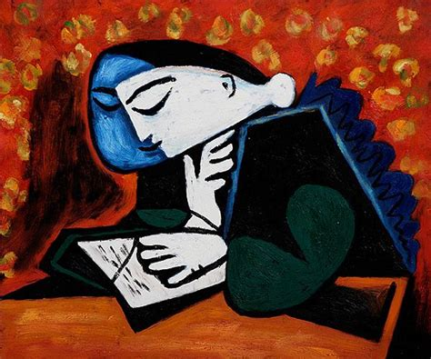picasso paintings by date why you should date a who reads write in color