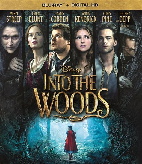 film blue woods into the woods dvd release date march 24 2015