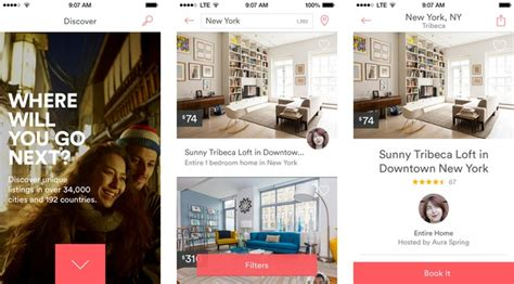 Airbnb Gift Card Sale - airbnb gets complete rebrand with new look and logo iclarified