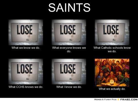 Saints Memes - saints memes