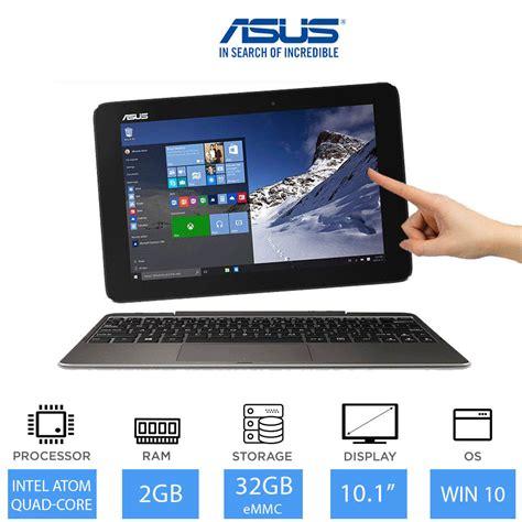 Tablet Asus 2 Gb asus transformer book t100ha 10 1 quot windows 10 tablet intel atom z8500 2gb 32gb ebay