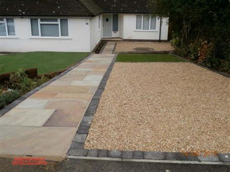 gravel driveways dublin wicklow meath kildare imprint concrete paving and gravel