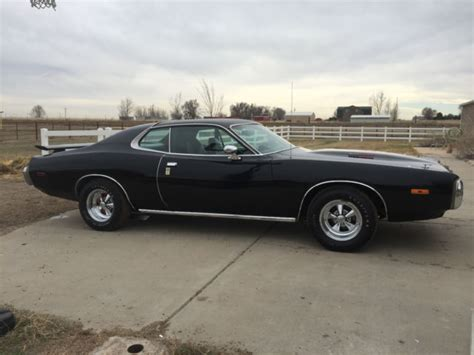 dodge charger 1974 1974 dodge charger magnum 400 for sale photos technical