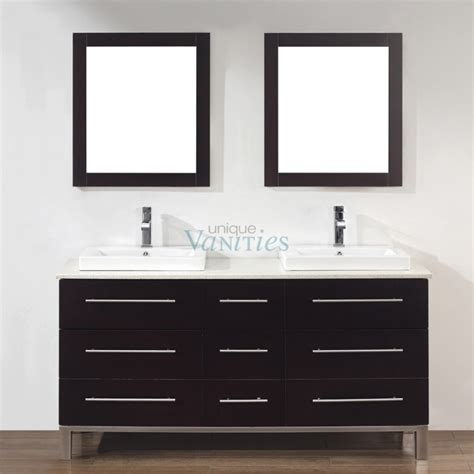 63 inch sink bathroom vanity in chai uvabgich63