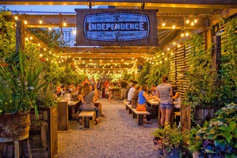 independence winter garden