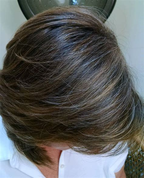 pattern grey hair 13 best blonde highlights for gray hair ideas images on
