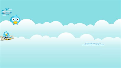 twitter layout for powerpoint cute twitter background by ithinkthereforeimac on deviantart