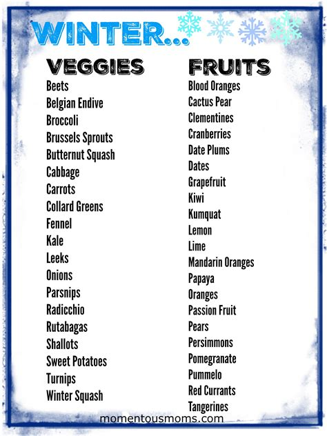 a vegetables list fruits and vegetables list www pixshark images