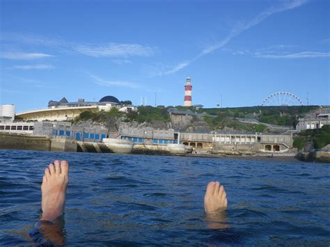 the hoe plymouth plymouth hoe wildwomanswimming