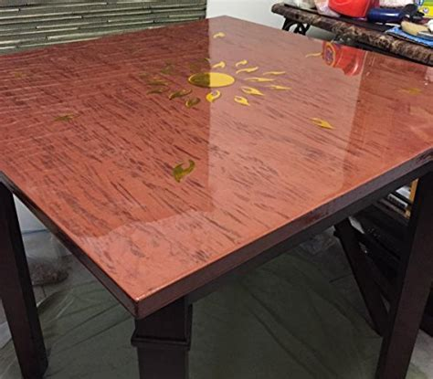 bar and table top epoxy crystal clear bar table top epoxy resin coating for wood