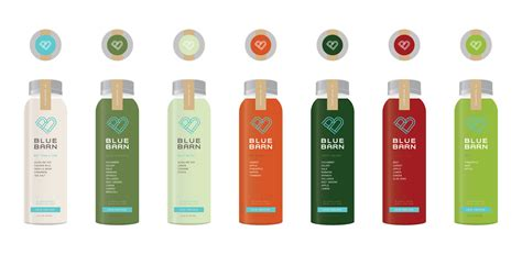 Pureflush Brand Detox Drink by South Blue Barn Juice Branding Agency Ecommerce