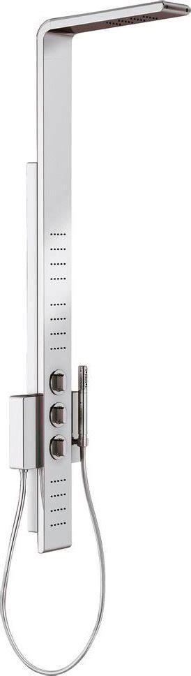 ideal standard colonna doccia ideal standard colonna doccia con miscelatore termostatico