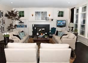 Tv Room Layout Family Room Battle Fireplace Vs Flat Screen Tv