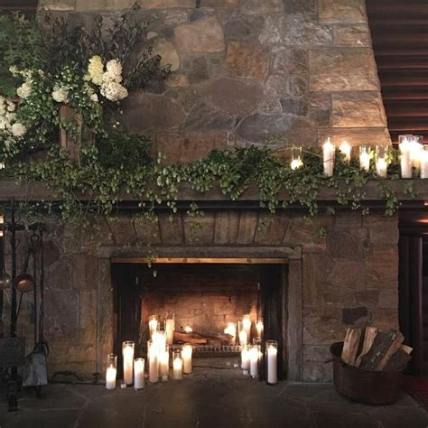 Wedding Fireplace by 17 Best Ideas About Wedding Fireplace On