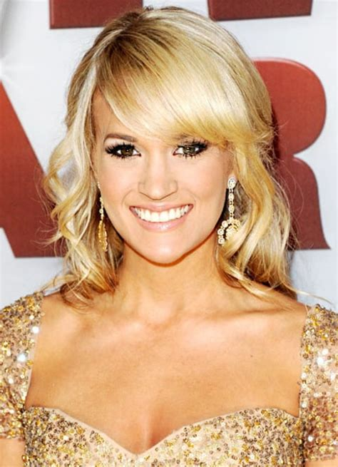 carrie underwood hairstyles hairstyles weekly hottest steal carrie underwood s gorgeous date night hairstyle