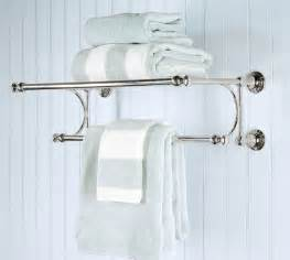 bath towel rack mercer rack traditional towel bars and hooks