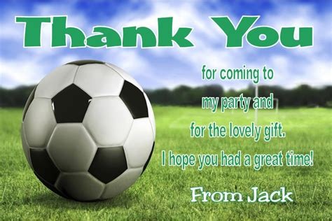 football thank you card template free free printable thank you card for soccer coach just b cause