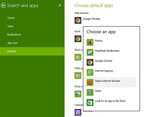 how to choose windows how to choose windows 8 1 10 default apps