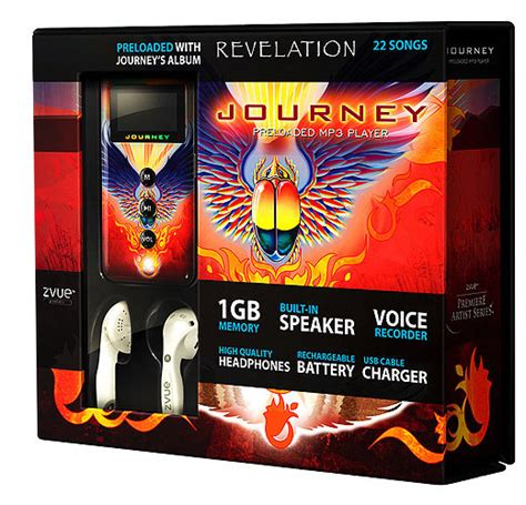 journey mp3 journey mp3 player don t stop believin technabob