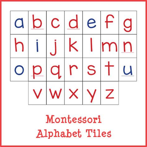 printable montessori letters montessori alphabet tiles gift of curiosity