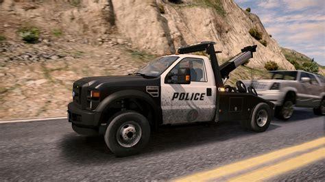 2008 ford f550 wrecker els gta5 mods