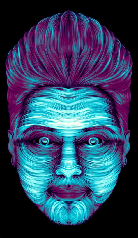 amazing digital illustrations  patrick seymour