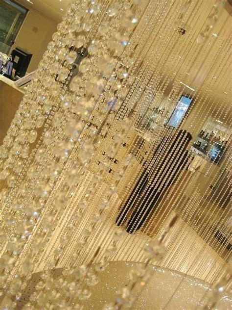 beaded curtains vancouver 65 best images about crystal things on pinterest