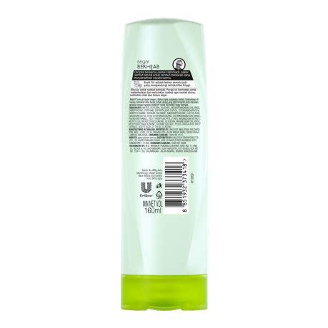 Harga Sunsilk Conditioner Tanpa Bilas syu recharge segar berhijab 160 ml