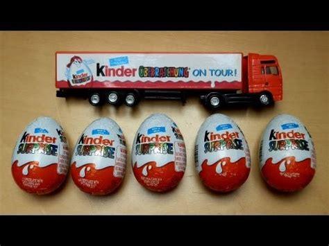 Egg Kinder Mainan Telor Anak Disney Princess Cars free kinder on freevideoyoutube
