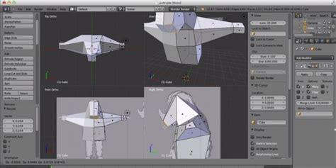 Blender Yogyakarta kursus blender expert modeling karakter jogja multimedia