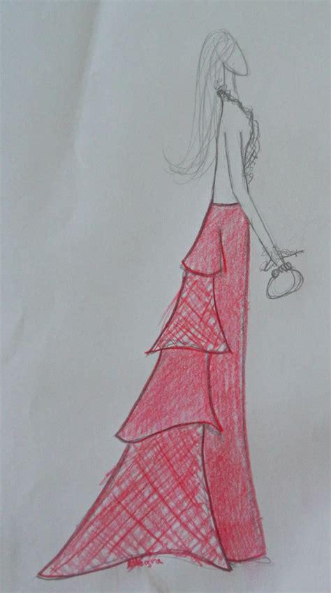 fashion illustration skirts skirt design fashion illustrations new sketching style