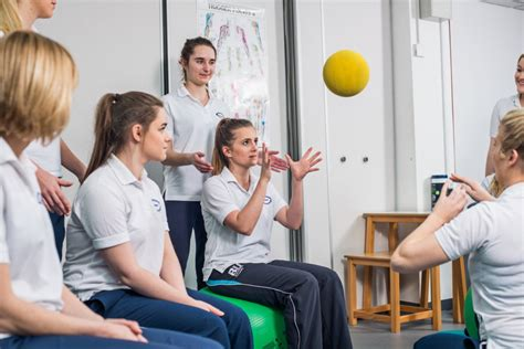 how to a to be a therapy bsc hons physiotherapy bournemouth