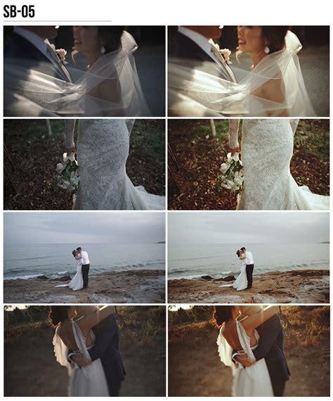 Vanessa & Ivo's Wedding LUTs   SB Pack   FilterGrade