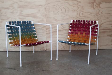 architectural digest home design show eric trine design daily rod weave chairs by eric trine