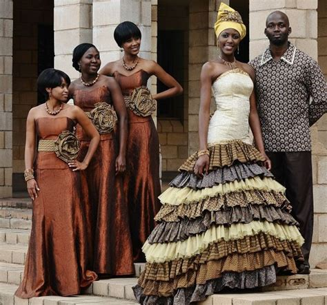 women 60 plus african mariage 37 gorgeous african wedding dresses fmag com