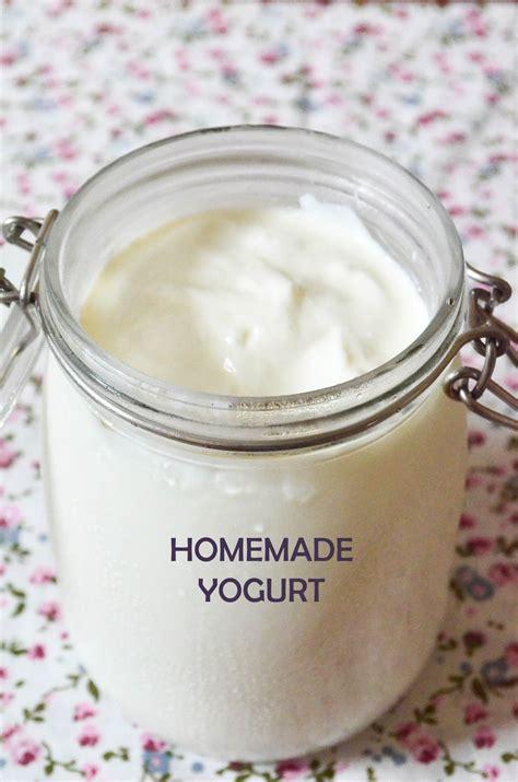 yogurt recipe dishmaps