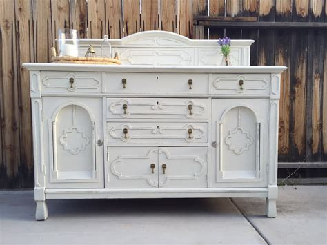 antique white sideboard kitchen narrow sideboards and
