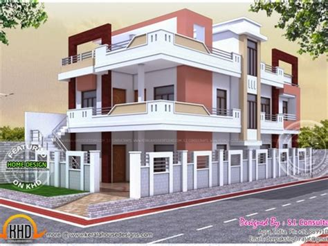 compound house plans design 1500 sq ft house plans kerala