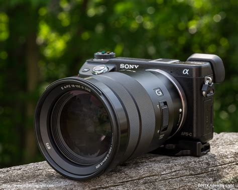 Sony Lens E Pz 18 105mm F4 G Oss 1 review sony e pz 18 105mm f 4 g oss admiring light