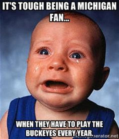 Funny Michigan Memes - osu vs michigan funny thread ohio state michigan jokes