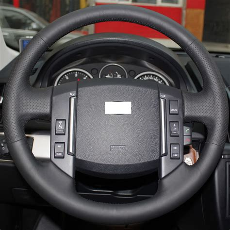 land rover steering wheel cover xuji steering wheel cover for land rover freelander 2 2007