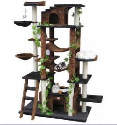outdoor cat tree houses house design and decorating ideas